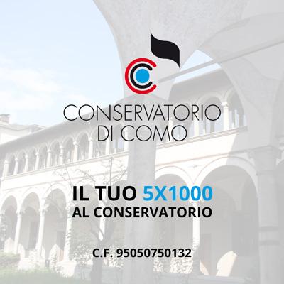 Conservatorio di Como - 5x1000