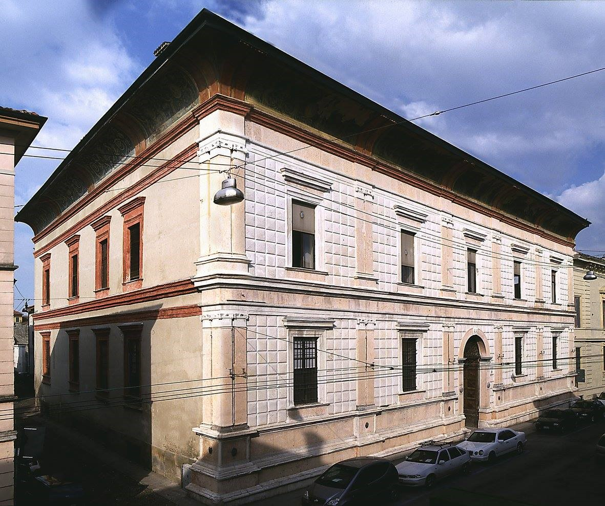 Università di Pavia, sede del Dipartimento di Musicologia e Beni culturali di Cremona