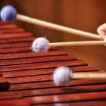 La marimba e le altre tastiere